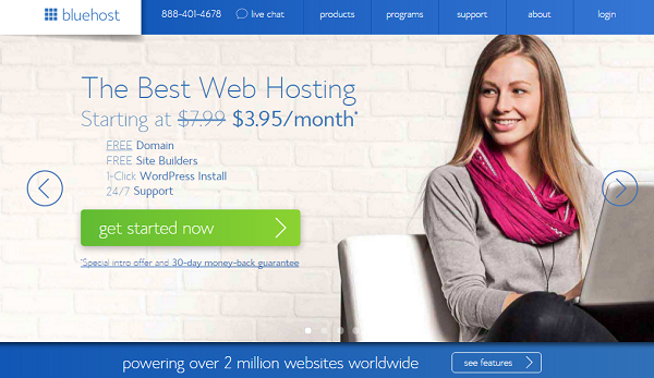 Bluehost review: The Best Web Hosting?