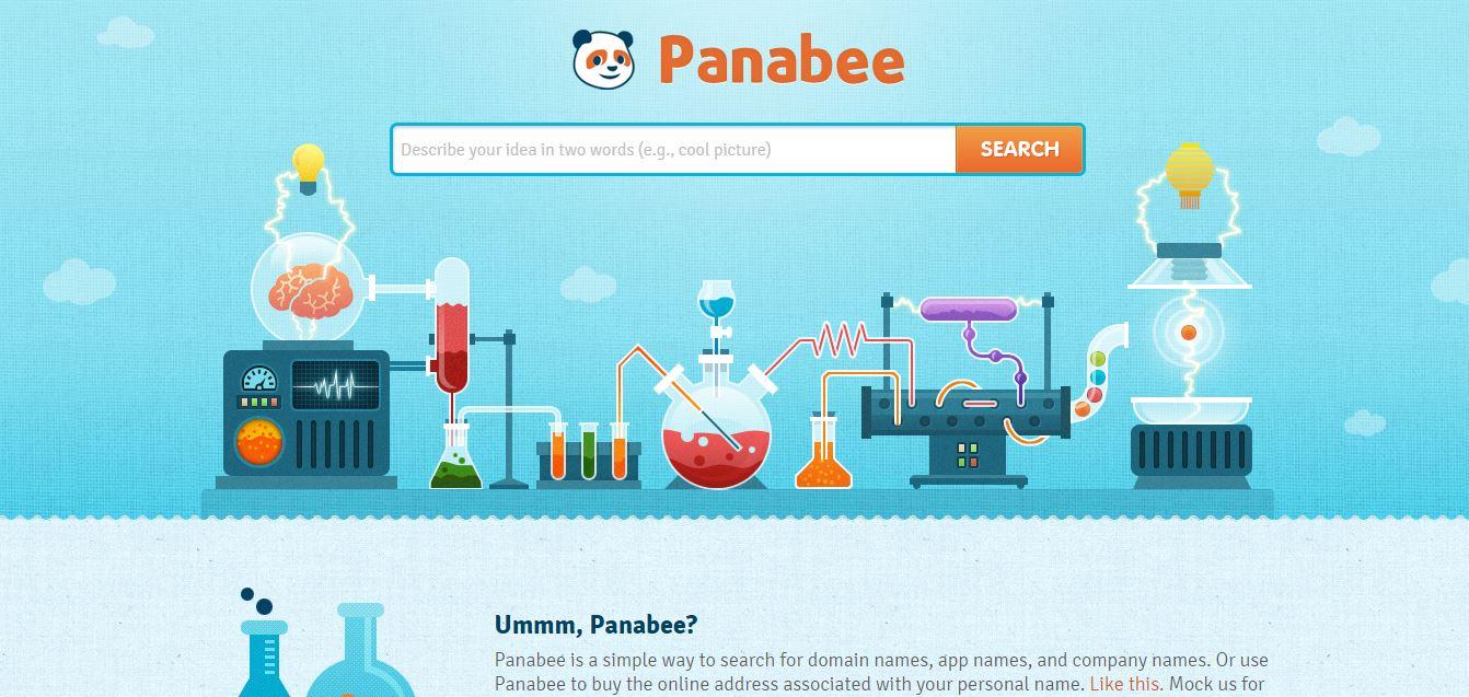 panabee domain generator