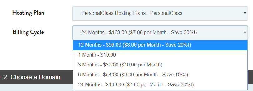 arvixe expensive pricing