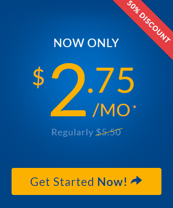 ehost promotional pricing