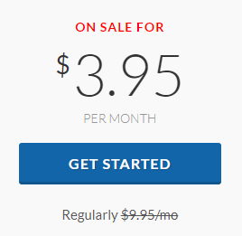 GreenGeeks renewal price is $9.95