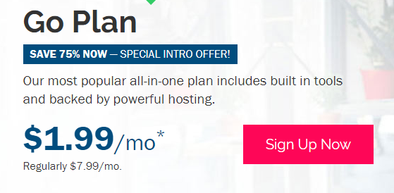 ipage is affordable hosting