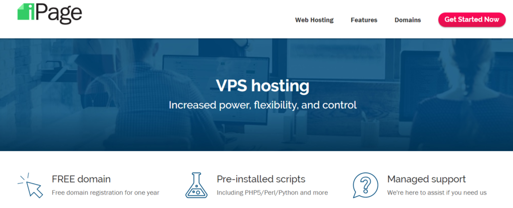 iPage: best VPS hosting