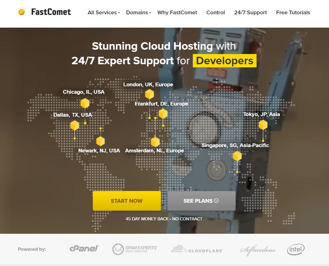 FastComet Review: Solid Host With One MAJOR Drawback
