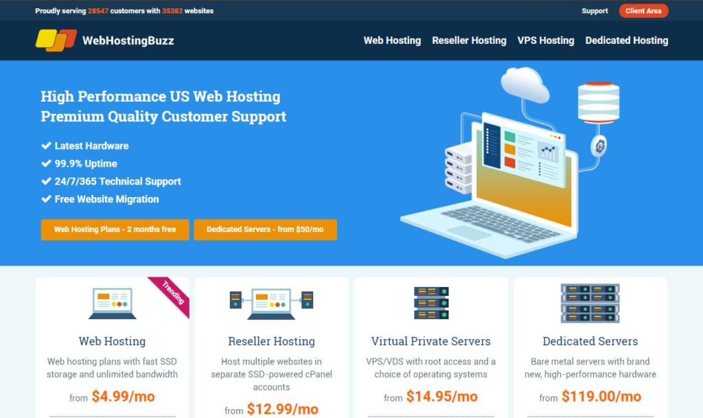 WebHostingBuzz review