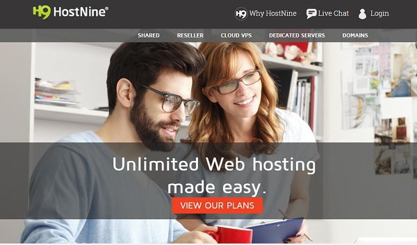 HostNine Review