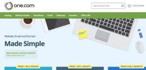 One.com review