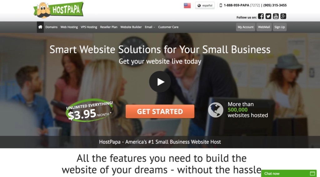HostPapa Review: Why Only 15th Out Of 32 Web Hosts?