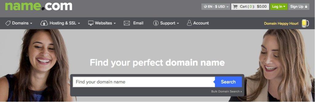 Name.com domain