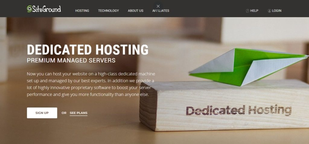 9 Best Dedicated Server Hosting Providers in 2019 (Review)