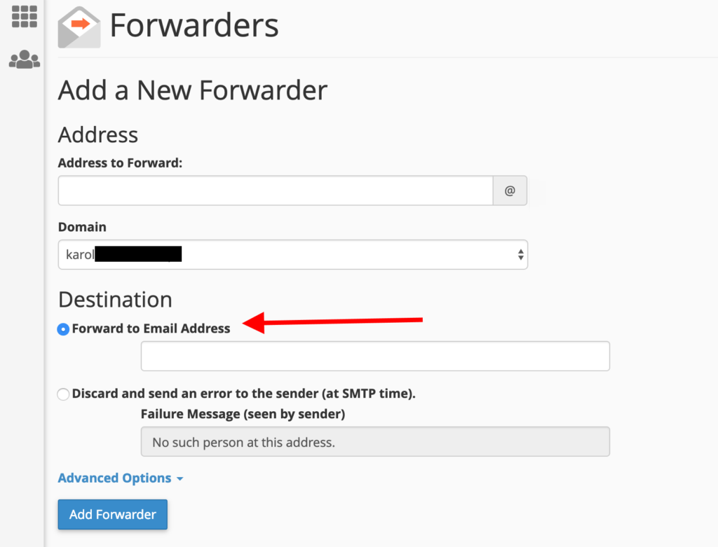 email forwarders