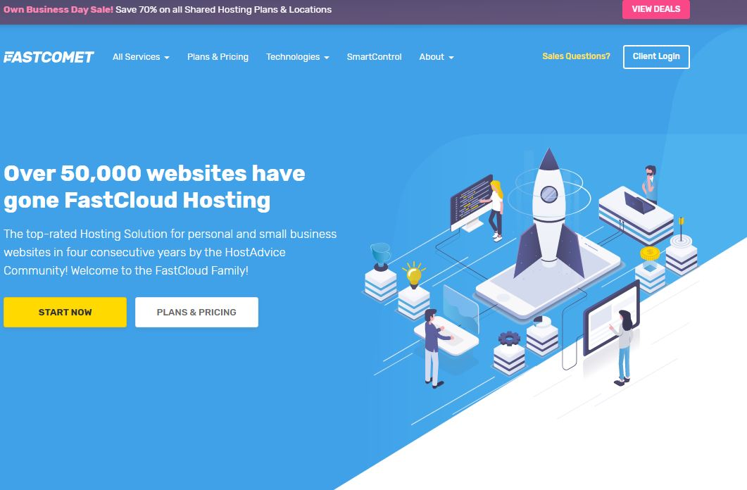 FastComet Review: Solid Host With One MAJOR Drawback...