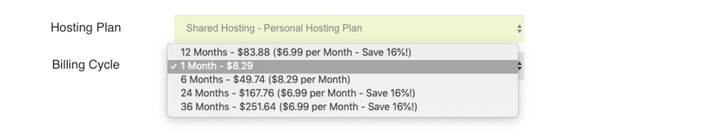 HostNine Limited Cheap Pricing
