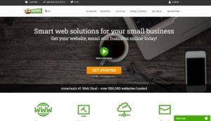 hostpapa homepage