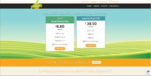 A Small Orange homepage