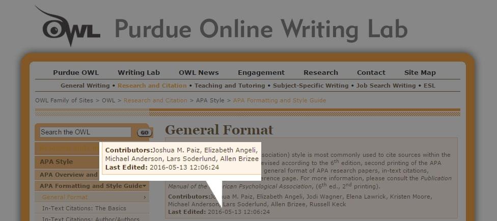 purdue-owl-editor
