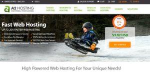 migliori hosting dedicati A2Hosting
