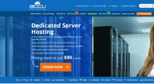 AccuWebHosting review