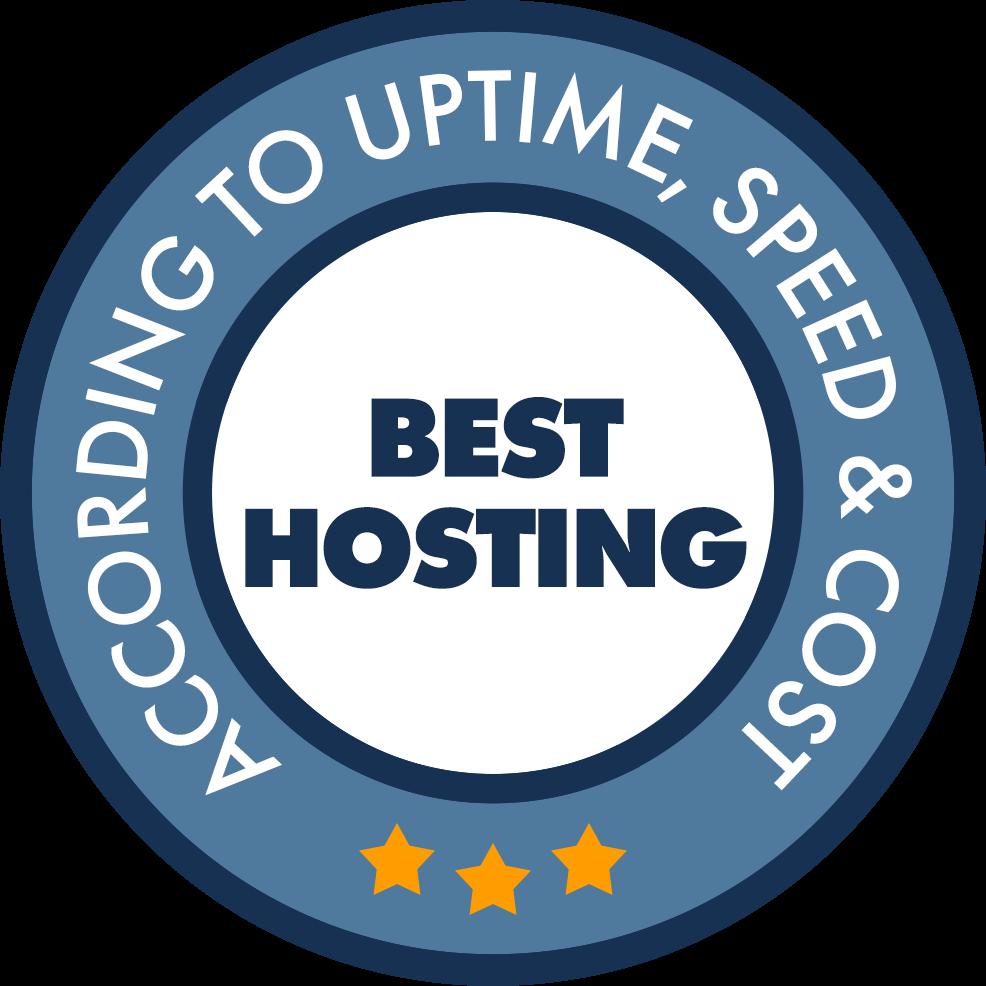 10 Best Web Hosting Services 40 Hosts Compared Hostingfacts Com
