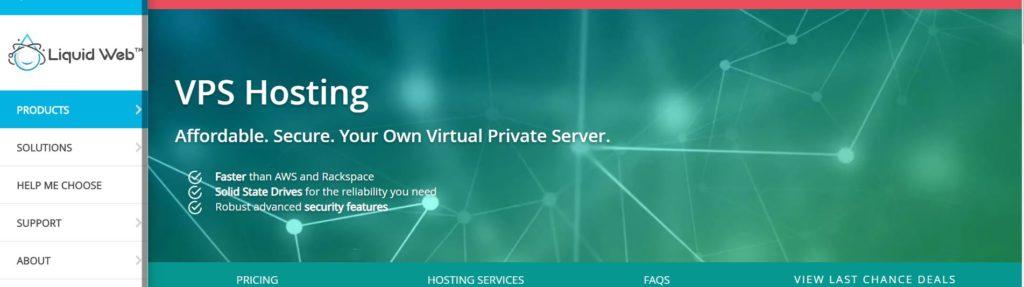 Liquid Web: best VPS hosting