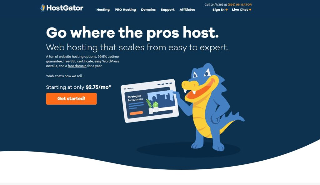 HostGator Shared review