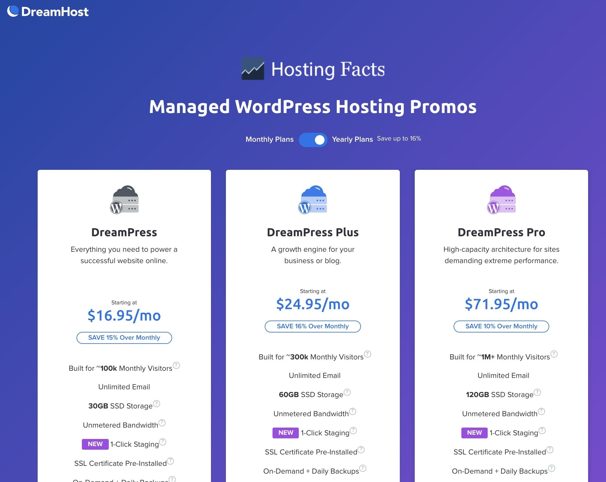 DreamHost DreamPress